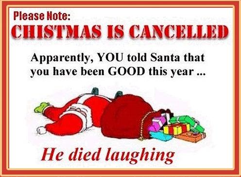 funny christmas statuses