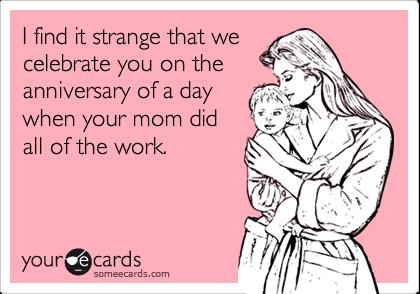 humorous birthday ecards