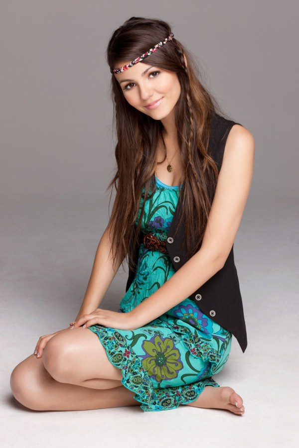 images of victoria justice weight