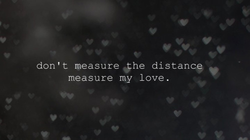 long distance quotes for him