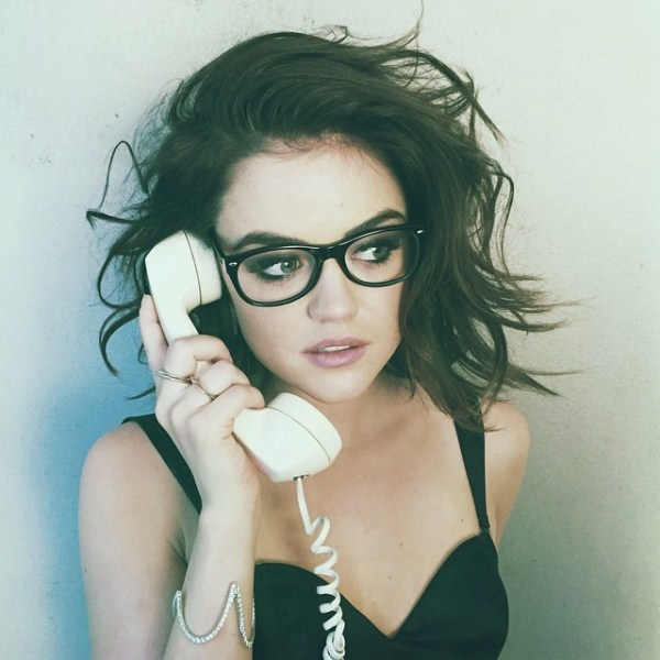 lucy hale sexy
