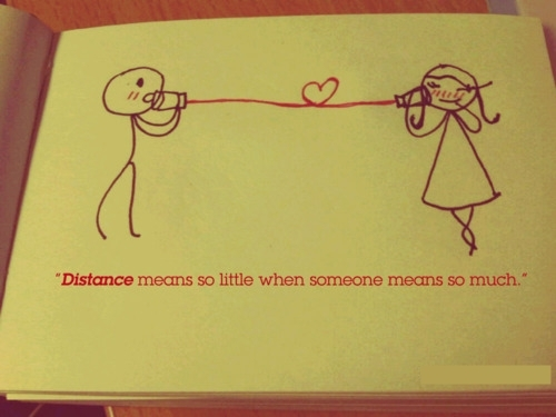 quotes for long distance relationships