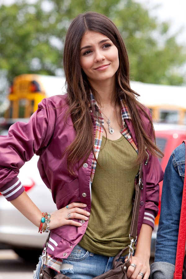 style of victoria justice