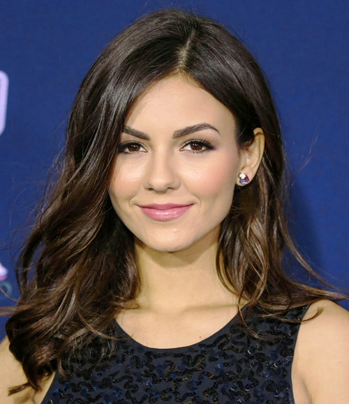 victoria justice hair style