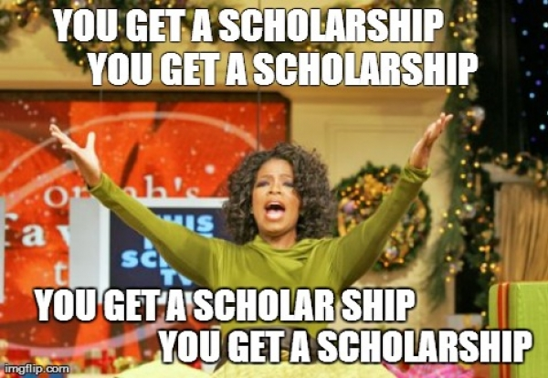 The 20 Amazingly Weird Scholarships Of All Time