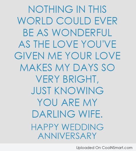 9th valentines day together quote - The 38 Best Wedding Anniversary Wishes All Time