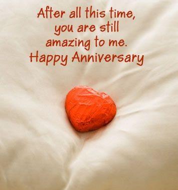 anniversary sentiments