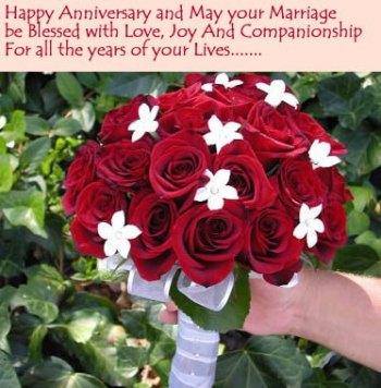 best anniversary message