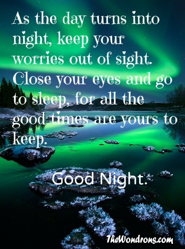 cute good night quotes