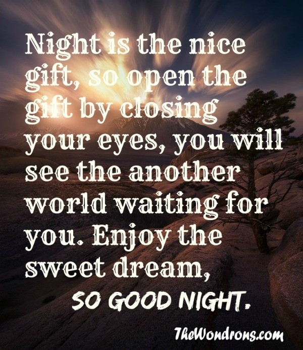 Www Good Night Quotes: The 50 Best Good Night Quotes Of All Time