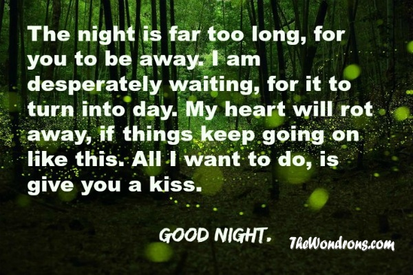 Good Night For Love Quotes: The 50 Best Good Night Quotes Of All Time