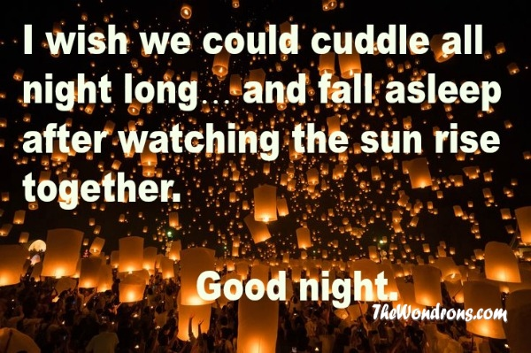 good night quotes for a friend