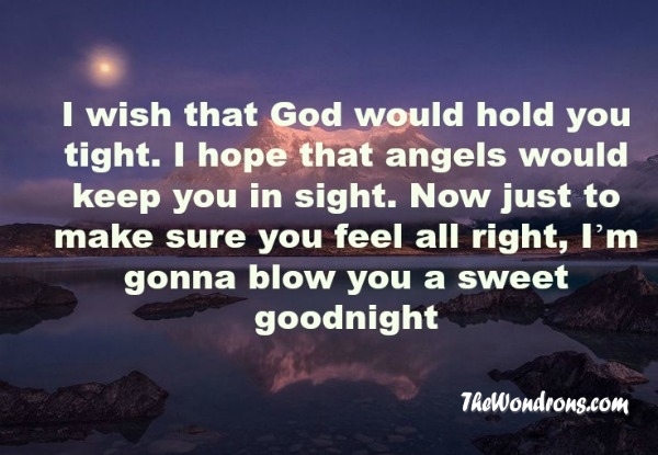 good night quotes with pictures