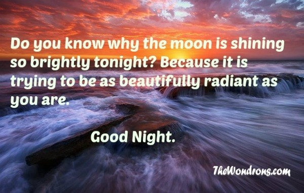 Goodnight Sweetheart Quotes Quotesgram: The 50 Best Good Night Quotes Of All Time