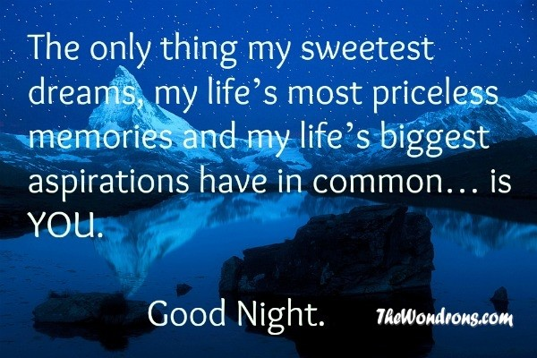 Good Night Love Quotes For Him Images : Images Of Good Night My Love The 50 best good night quotes of all time ...