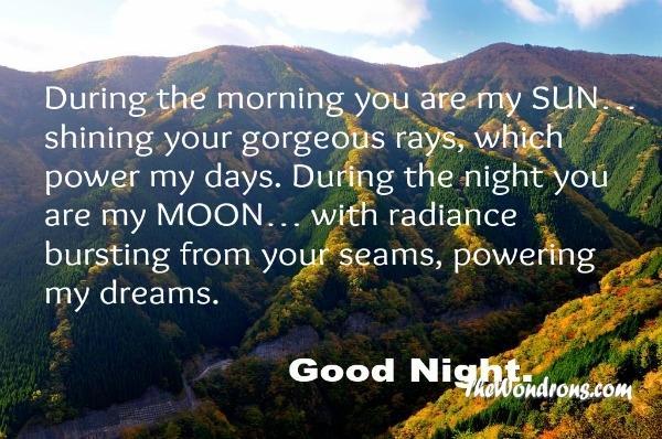 happy good night quotes