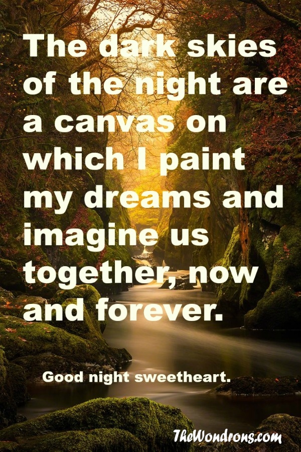 Night Love Quotes : The 50 Best Good Night Quotes Of All Time