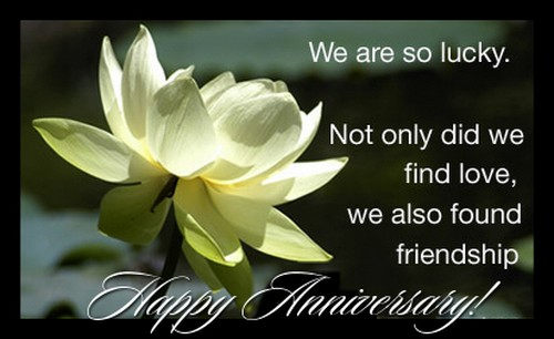 The 38 best wedding anniversary wishes of all time marriage anniversary message m4hsunfo