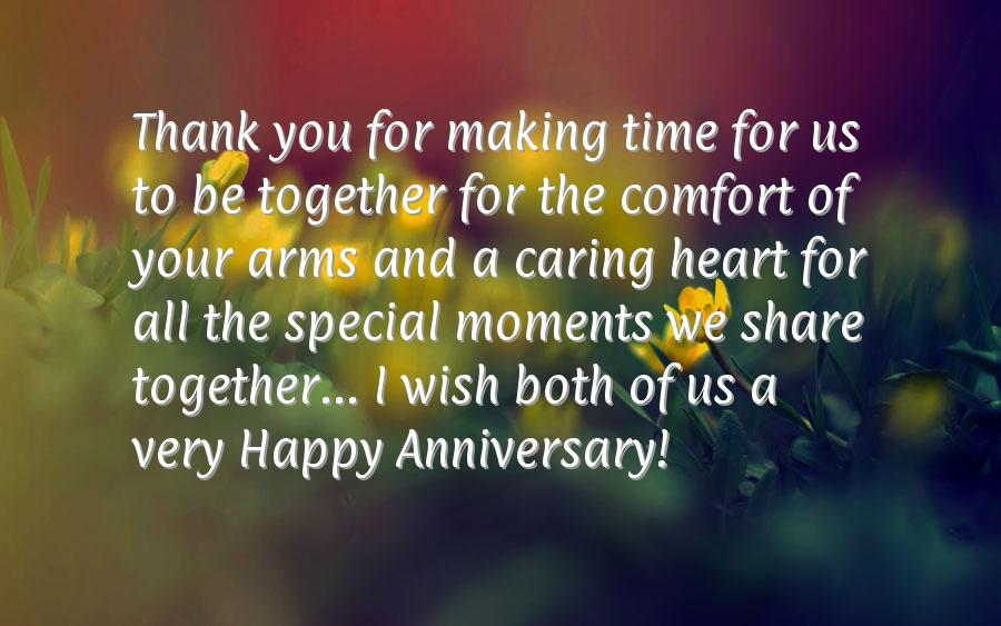 The best wedding anniversary wishes of all time