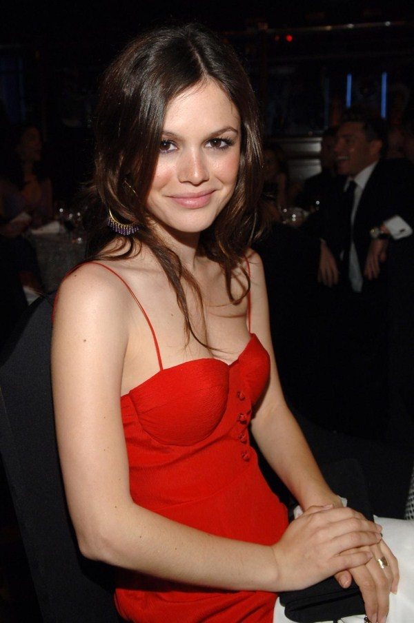 rachel bilson cleavage and breast