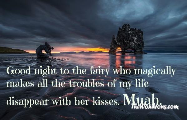 romantic goodnight quotes