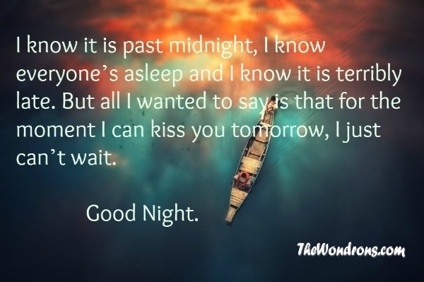 sexy good night quotes