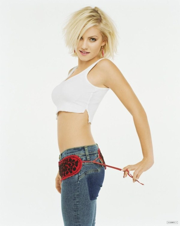 Elisha Cuthbert weight and measurements