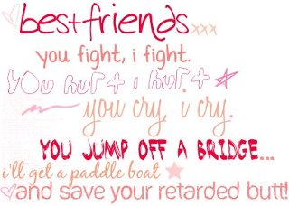 Funny Best Friendship Quotes
