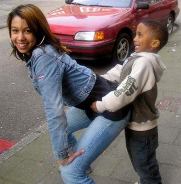 funny black kids