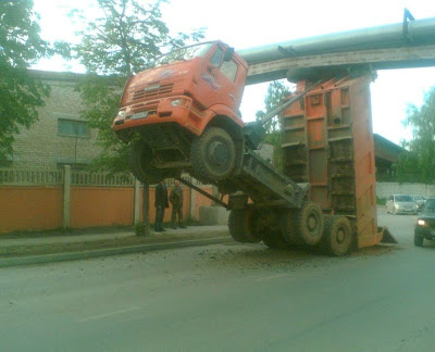 funny crash pictures