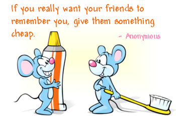 funny friends sayings