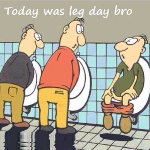 funny gym workout