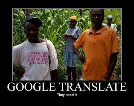 funny pic of black people