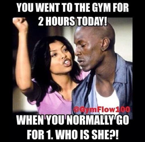 gym funny photos
