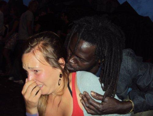 i love black people