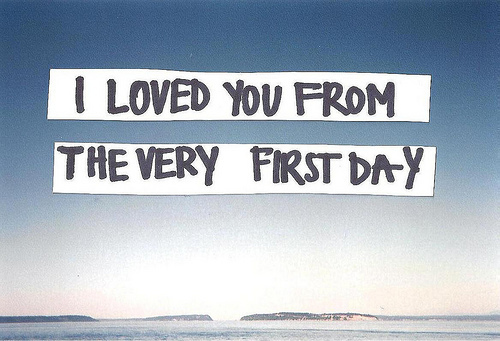 loving you quote for her