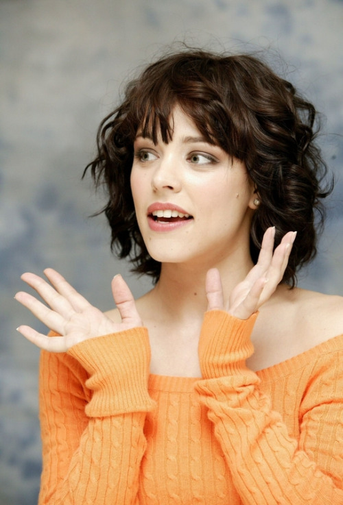 rachel mcadams clapping out