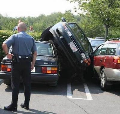 silly car crashes