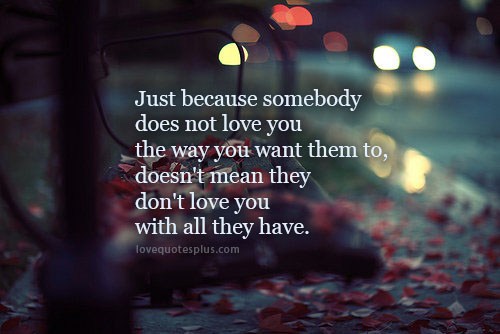 your first love quotes