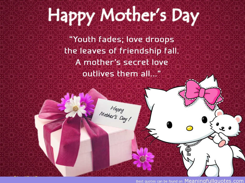 Mothers Love Quotes The 35 All Time Best Happy Mothers Day Quotes