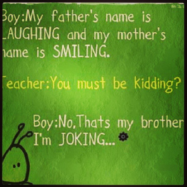 funny kid jokes