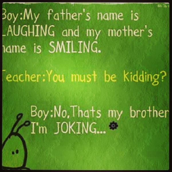 funny kid jokes