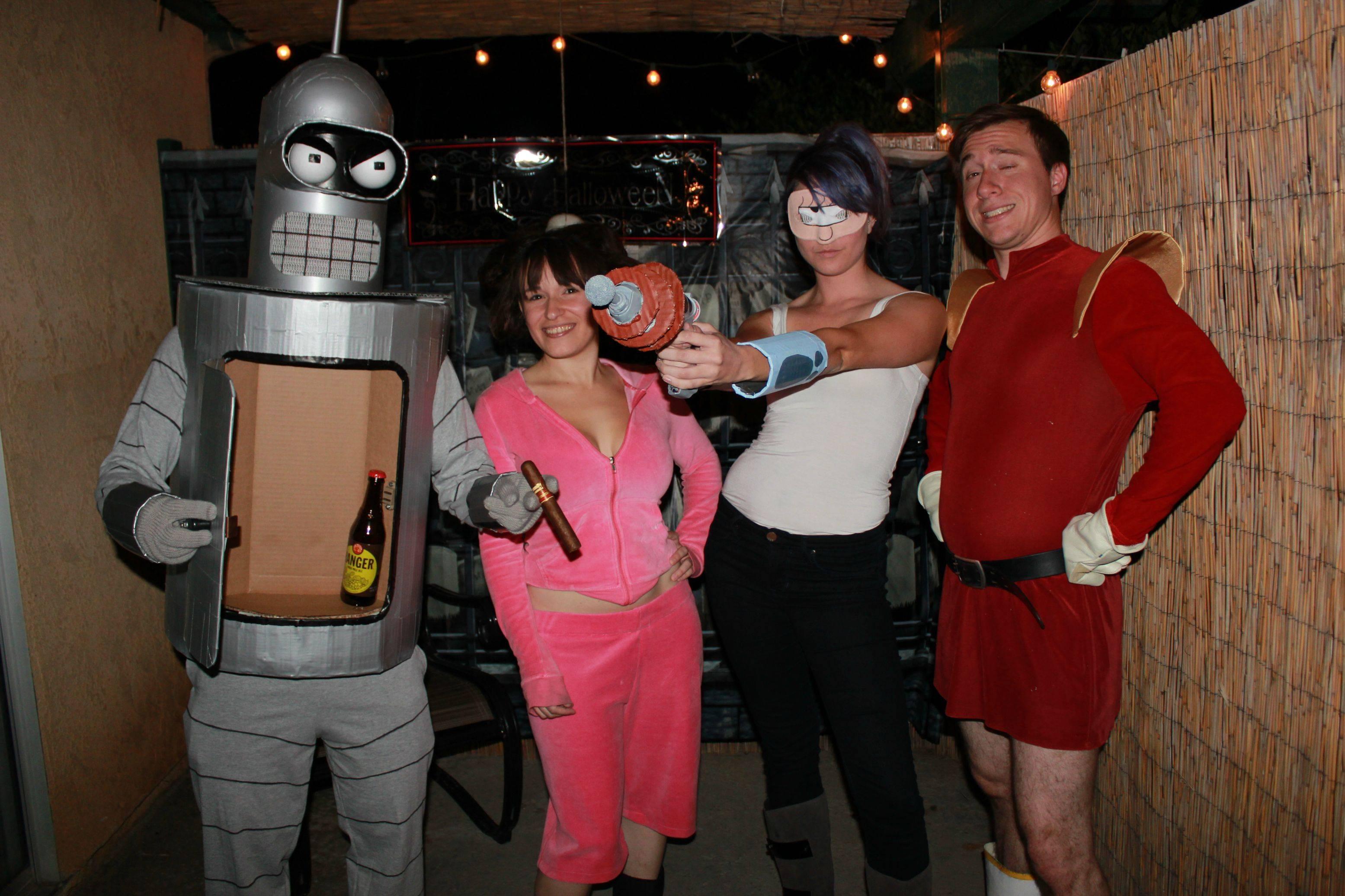 Необычные костюмы на хэллоуин своими руками фото 818