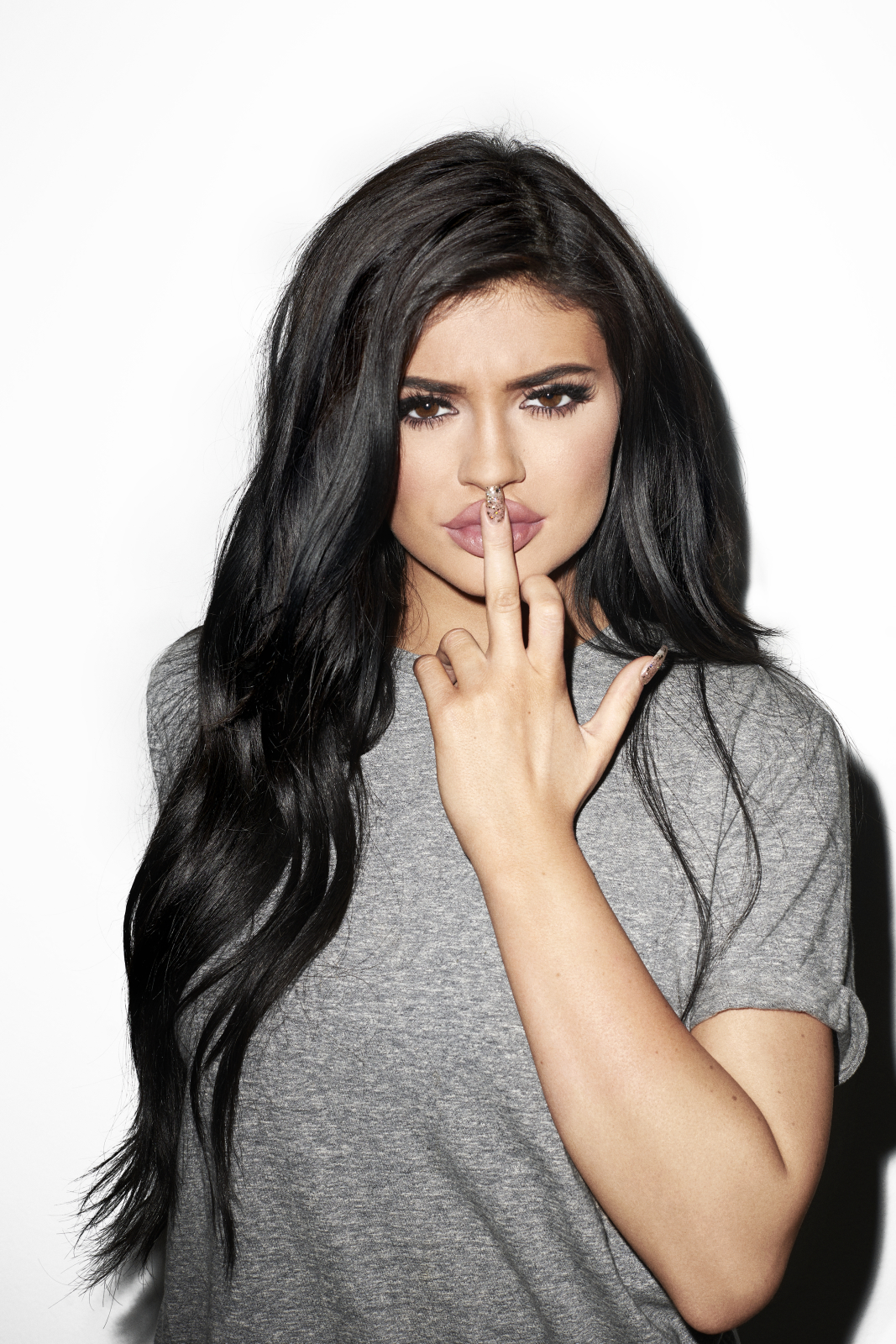 Kylie Jenner Lip Kit Are Colourpop Lipsticks: The 31 Sexiest Kylie Jenner Photos Of All Time