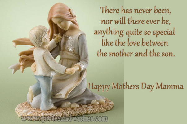 happy mothers day quotes from son