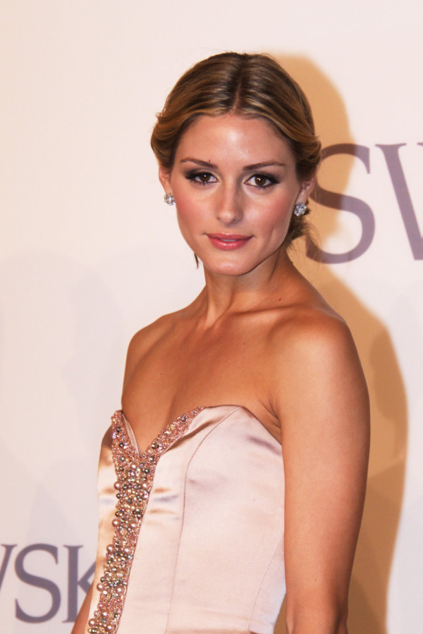 olivia palermo cleavage and boobs