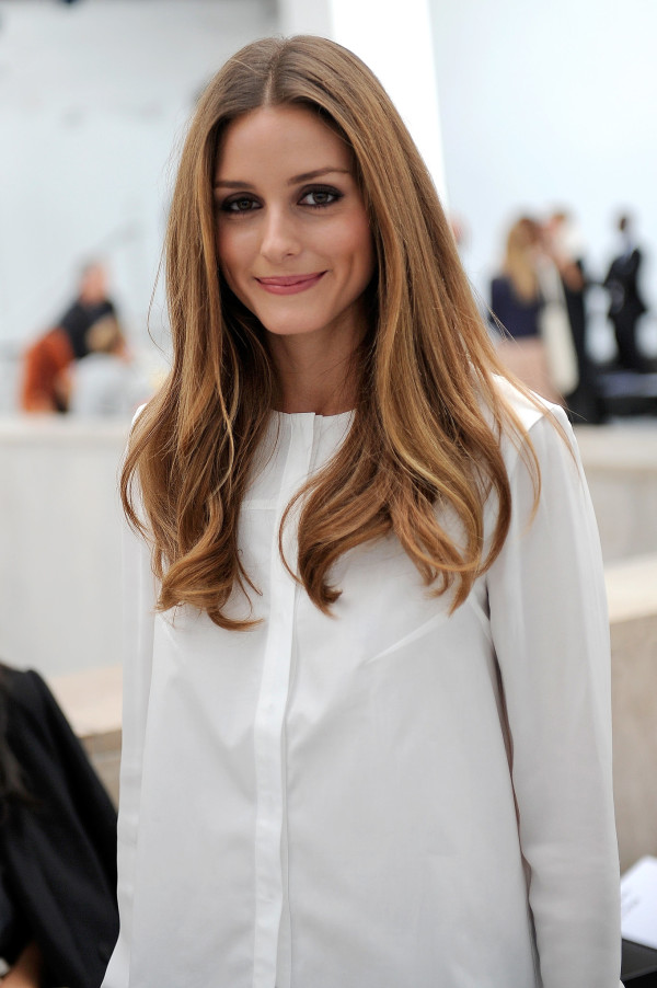 olivia palermo in white dress