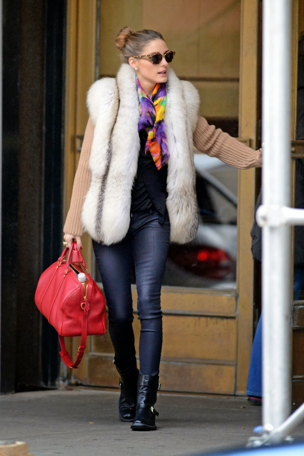 25 all time best pictures of olivia palermo style and fashion Fashion solitaire winter style