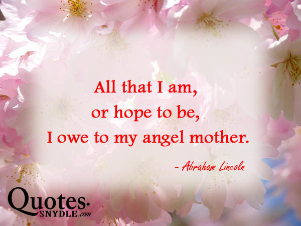 quotes to mother
