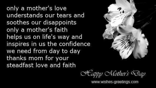 short mothers day sayings
